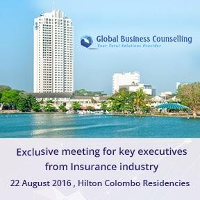 Insurance Industry Meet Aug 2016