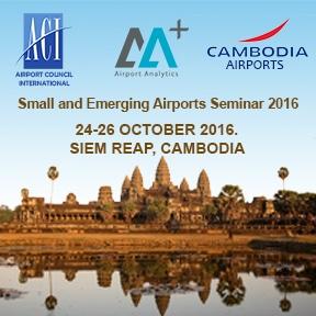 Small and Emerging Airports Seminar 2016