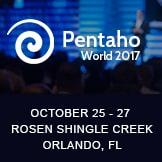PentahoWorld 2017